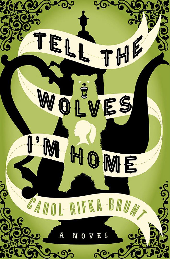 Tell The Wolves I'm Home - June 2015