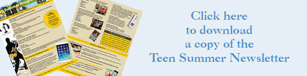 teen-summer-newsleter-banner