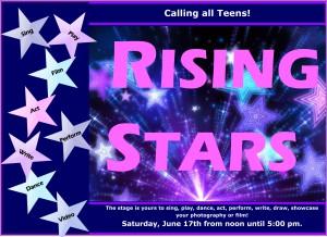 Rising Stars 2017 test