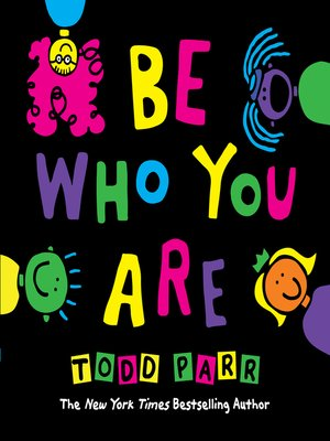 book be who you are