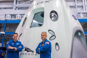 SpaceX Dragon Crew