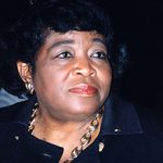 Photo of Betty Shabazz