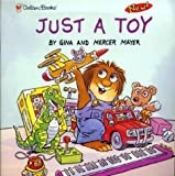 just a toy book