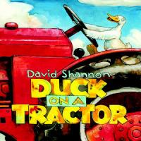 book duck on a tractor