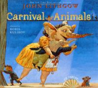 book carnival of animals