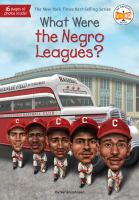 Book What Were the Negro Leagues