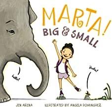 book marta big and small