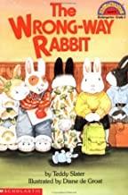 book wrong way rabbit