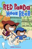 book red panda moon bear