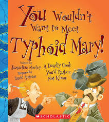 book you wouldn't typhoid mary