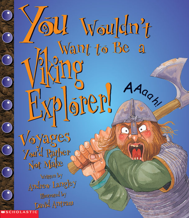 book you wouldn't viking
