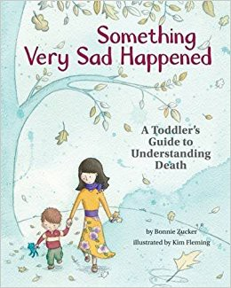 Something Very Sad Happened Book Cover