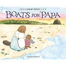 Boats For Papa Book Cover