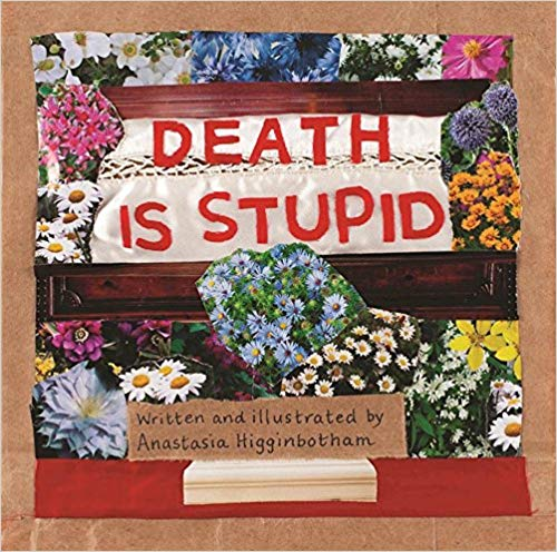 Death Is Stupid Book Cover