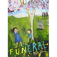 The Funeral Book Cover