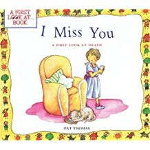 I Miss You Book Cover