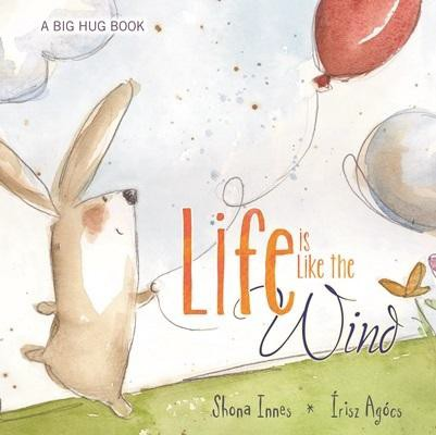 Book cover - Life is Like the Wind