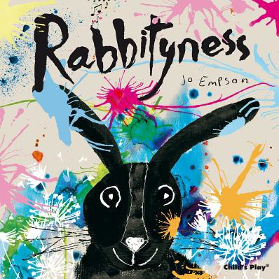 Rabbityness Book Cover