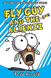 book fly guy alienzz