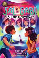 book sal and gabi fix the universe