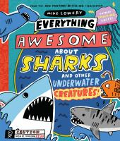 book everything awesome about sharks