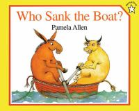 book who sank the boat