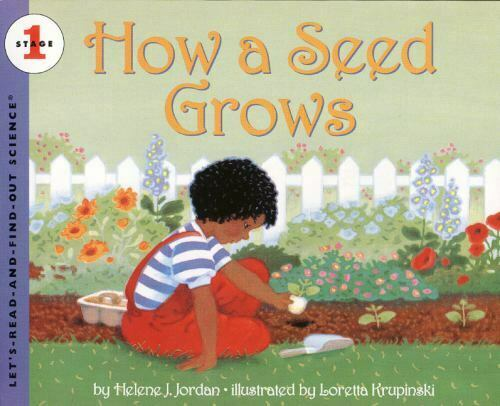 book how a seed grows